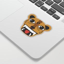 Wild Cat | Solid Sticker