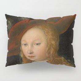 "Lucas Cranach the Elder ""Judith with the Head of Holofernes"" 2. Pillow Sham"