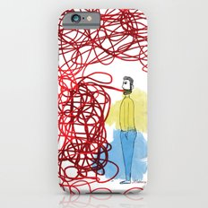 Something hard to say Slim Case iPhone 6s