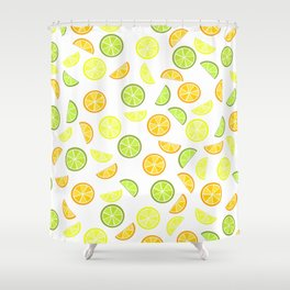 Juicy Shower Curtain