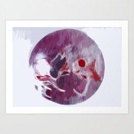 Mistake Art Print