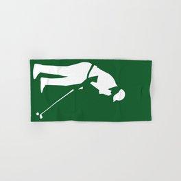 Golf player Hand & Bath Towel