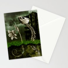 The Rainmaker Stationery Cards