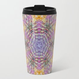 Mandala of love Travel Mug