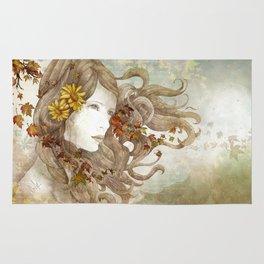 As Much as I Love Autumn Rug