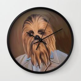 The Chewy Wall Clock