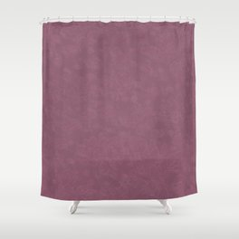 Cannon Pink Falcon Shower Curtain