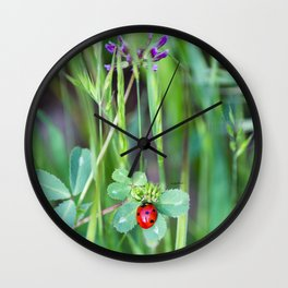 My Lady Wall Clock