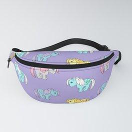 g1 my little pony pattern Fanny Pack