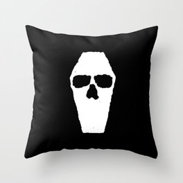 Cadaver Clan Throw Pillow