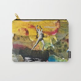 Dispensing Vicarious Thrills Carry-All Pouch