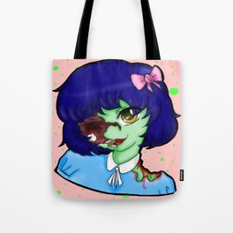 Zombie for You! Tote Bag