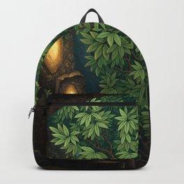 Rain room Backpack