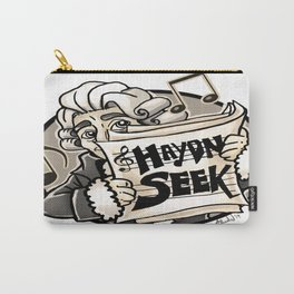 Haydn Seek Carry-All Pouch