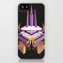 Hermitage of the All-Seeing Crab iPhone Case