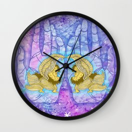 Keruvim Wall Clock