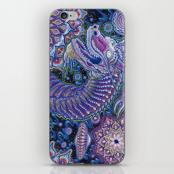 Chinese Dragon - Every Day Is A New Year iPhone Skin