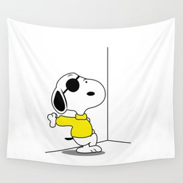 Waiting You Wall Tapestry