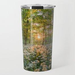 Bear's Garlic Forest Travel Mug