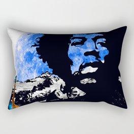 IT'S STILL ABOUT THE MUSIC Rectangular Pillow