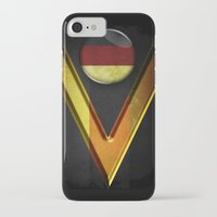 germany iPhone & iPod Cases featuring Germany by ilustrarte