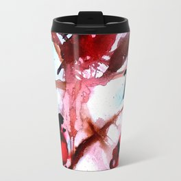 Robins in the Snow Travel Mug