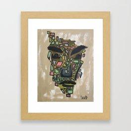 Mr. J.G Framed Art Print