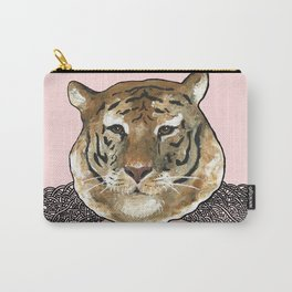 Tito the Tiger Carry-All Pouch