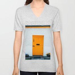 Yellow Door Unisex V-Neck