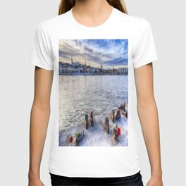 Shoes On The Danube T-shirt
