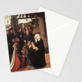 Gerard David - Adoration of the Magi Stationery Cards