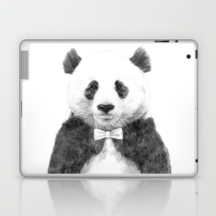Zhu Laptop & iPad Skin
