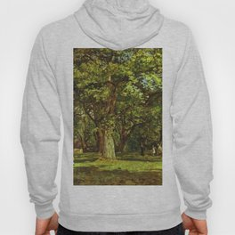 The Forest 1870 By Camille Pissarro | Reproduction | Impressionism Painter Hoody