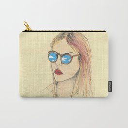 Sky in the eye Carry-All Pouch
