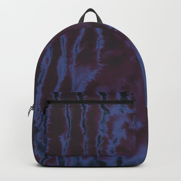 faux tie-dye Backpack