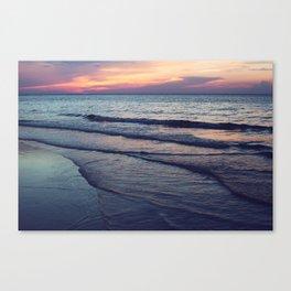 Salt Water Taffy Canvas Print