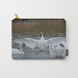 Swan Dance - Two out of Three Carry-All Pouch