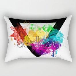 ACID LOVE Rectangular Pillow