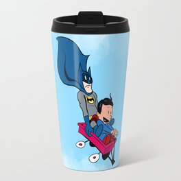 Superfriends Travel Mug