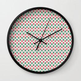Happy 2014 Wall Clock