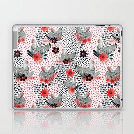 Wyandotte Chickens Laptop & iPad Skin