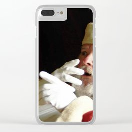 Whoops! Clear iPhone Case