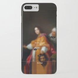 Judith content iPhone Case