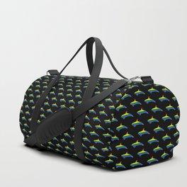 LGBT Pride Orca Duffle Bag