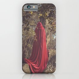 Time Crumbles Things II iPhone Case