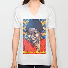 Nell Carter - Gimme a Break Unisex V-Neck