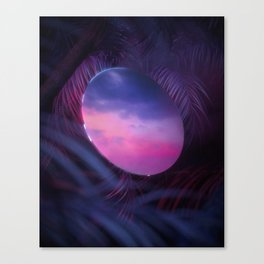 Introspect Canvas Print