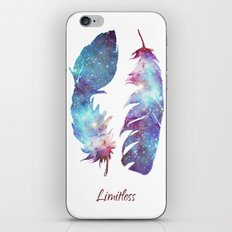 Limitless  iPhone & iPod Skin