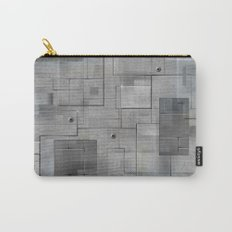 Industrial Tiles Carry-All Pouch