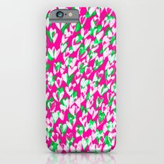 Love hearts iPhone 6s Slim Case